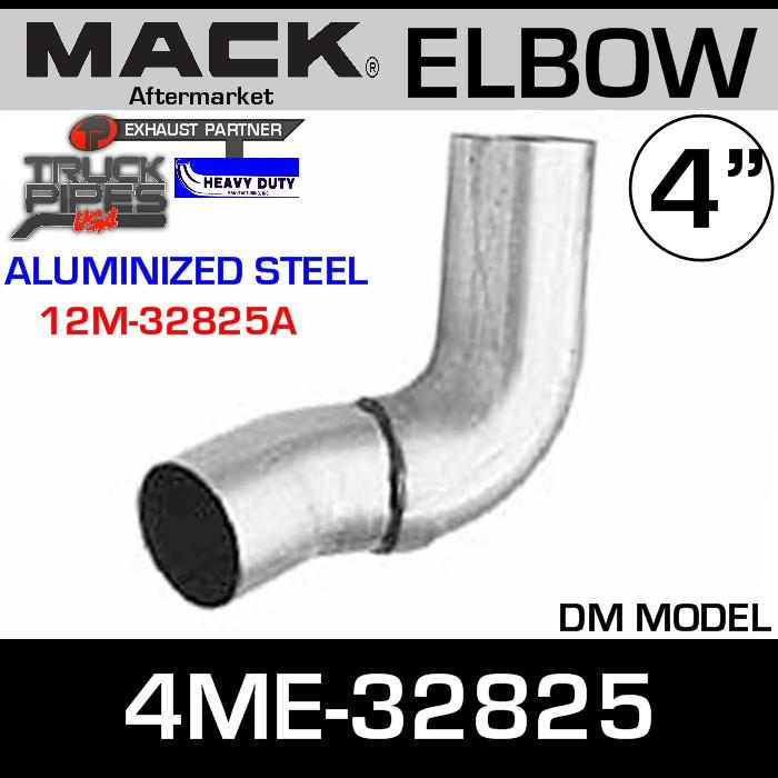 4ME-32825 Mack DM Model Rear Exhaust Elbow ALZ 12M-32825A