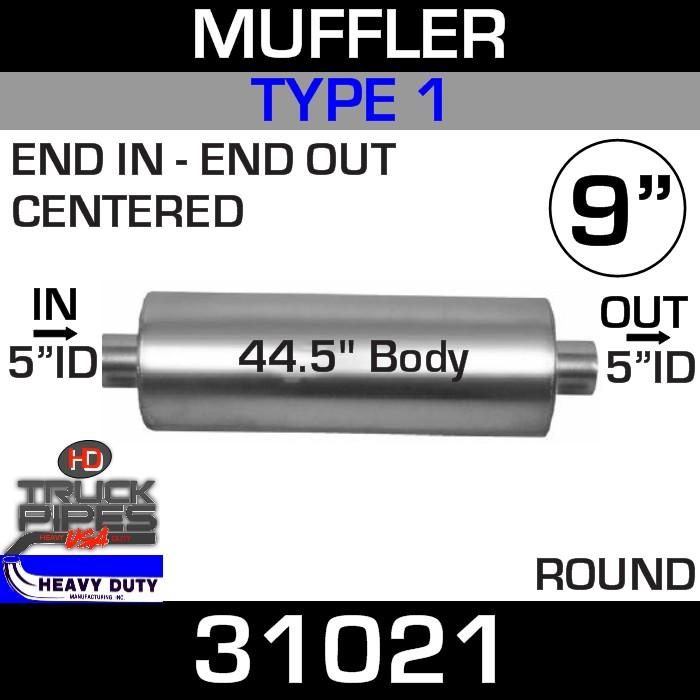 Type 1 Muffler 9