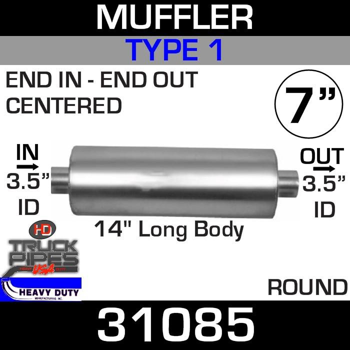 Type 1 Muffler 7