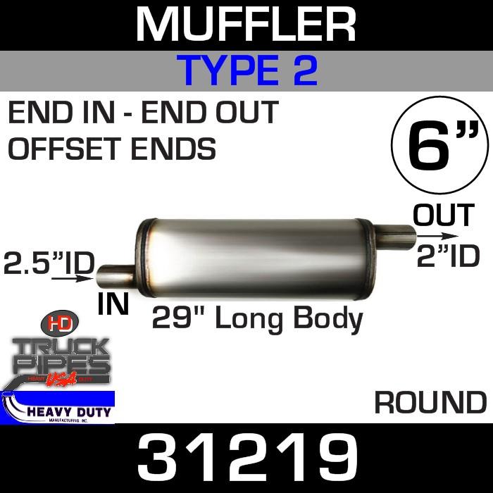 Type 2 Muffler 6